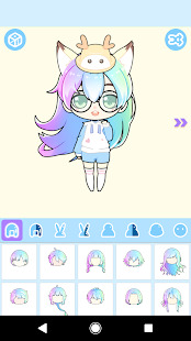 Pastel Avatar Maker: Maker Your Own Pastel Avatar Screenshot