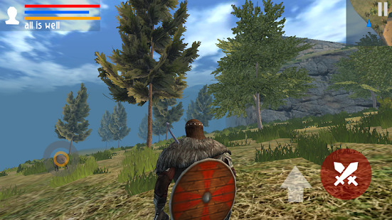 BARBARIAN: OLD SCHOOL ACTION RPG Screenshot
