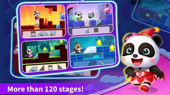 Little Pandas Jewel Adventure Screenshot