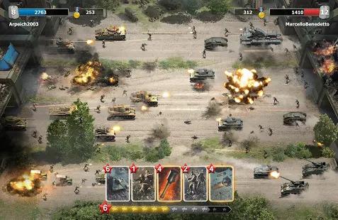 Trench Assault Screenshot