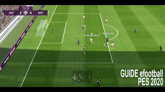 Guide for pes 2020 efootball champion Screenshot