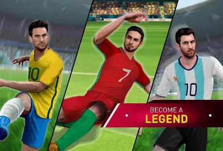 Soccer Star 2022 World Legend: Soccer game Screenshot