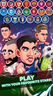Head Soccer LaLiga 2019 - Best Soccer Games Screenshot