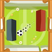 Ping Pong Goal - Football/Soccer Goal Kick Game