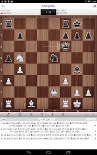 Chess - play, train & watch Screenshot