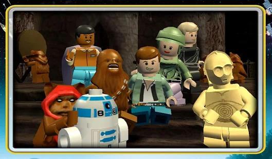 LEGO Star Wars:  TCS Screenshot