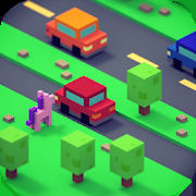 Crossy Hoppers: Jump Game
