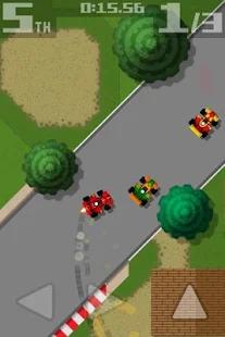 Retro Racing Screenshot
