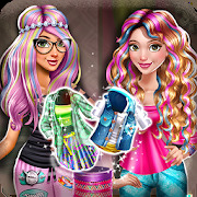 Dress up Game: Dolly Hipsters