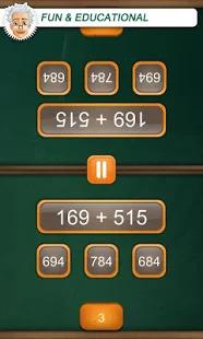 Math Duel: 2 Player Math Game Screenshot