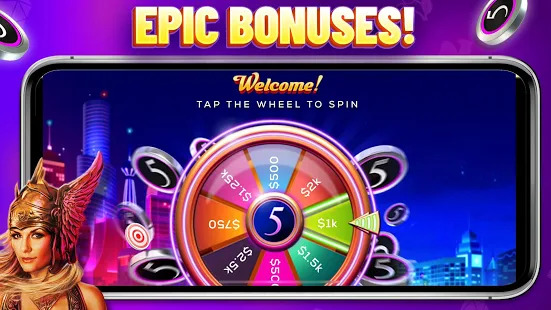 High 5 Casino: The Home of Fun & Free Vegas Slots Screenshot