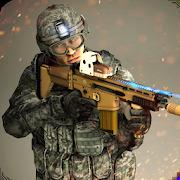 Counter terrorist Gun shooting strike war