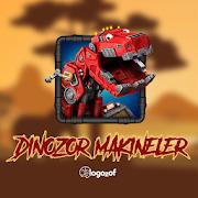 Dinozor Makineler Safaride