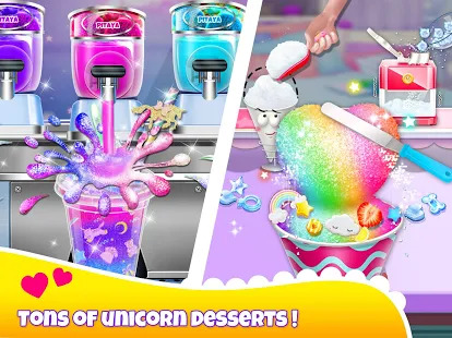 Unicorn Chef: Cooking Games for Girls Screenshot