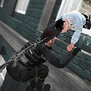 Secret Agent Spy Game Bank Robbery Stealth Mission