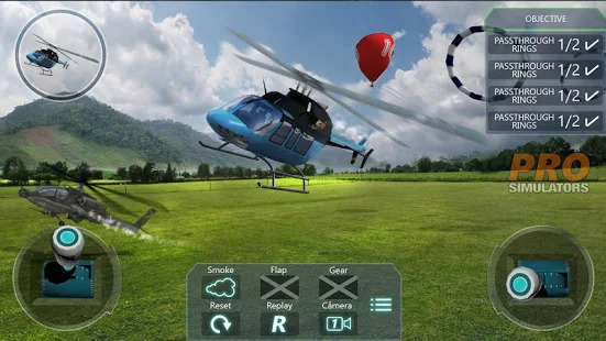 RC Pro Remote Control Free Screenshot