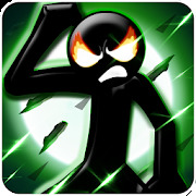 Anger Of Stickman : Zombie Shooting Game
