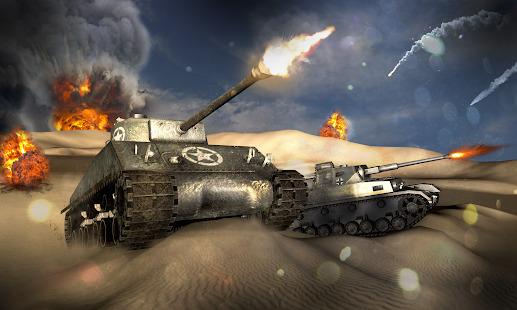 Tank Attack Blitz: Panzer War Machines Screenshot