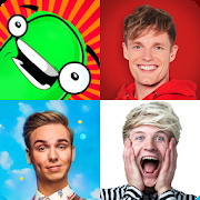 Youtuber Logo Quiz - Guess the Youtuber