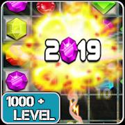 Diamond Classic 2019: Jewel Classic Match 3 Puzzle