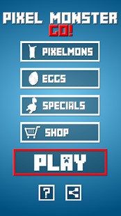 Pocket Pixelmon GO! Catch Tournament Screenshot