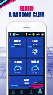 FUT 19 Draft Simulator Screenshot