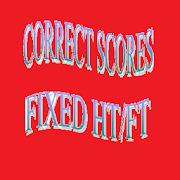 FIXED HT/FT CORRECT SCORE