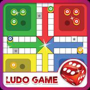 Parcheesi Ludo Berry- Multiplayer Dice Board Game