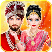 Indian Love Marriage Wedding with Indian Culture
