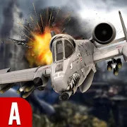 Real Jet Fighter : Air Strike Simulator