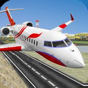 City Airplane Pilot Flight New Game-Plane Games
