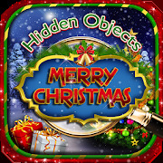 Hidden Objects Merry Christmas - Santa Object Game