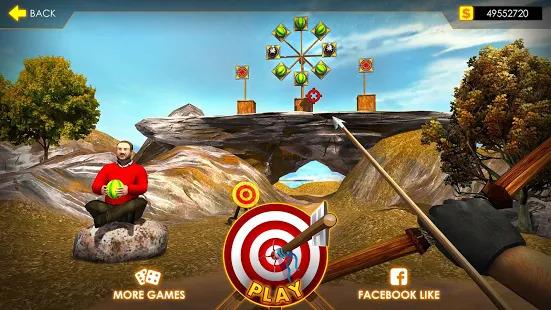 Watermelon Archery Shooting Master Screenshot
