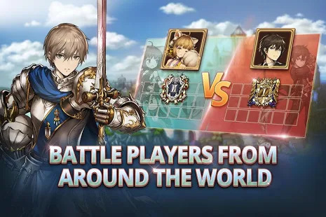 Brave Nine - Tactical RPG Screenshot
