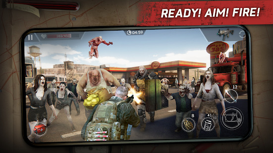 Left to Survive: Zombie Survival PvP Shooter Screenshot