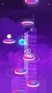 Beat Jumper: EDM up! Screenshot