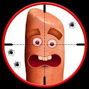 Sausage Shooter Gun Game  Shooting Games for Free
