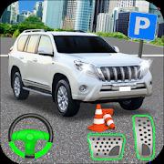 In Car Parking Games  Prado New Driving Game