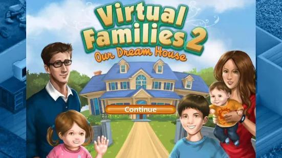 Virtual Families 2 Screenshot