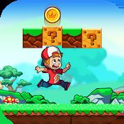 Super Toby Adventure classic platform jump game