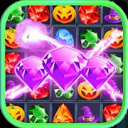 Witch Jewels Legend - Gems Match King Quest