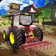 Farm Tractor Simulator Agri Land : Tractor Driver