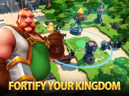 Royal Revolt 2: Tower Defense RPG and War Strategy Screenshot