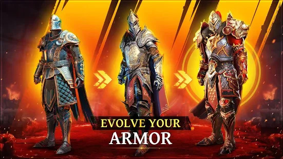 Iron Blade: Medieval Legends RPG Screenshot