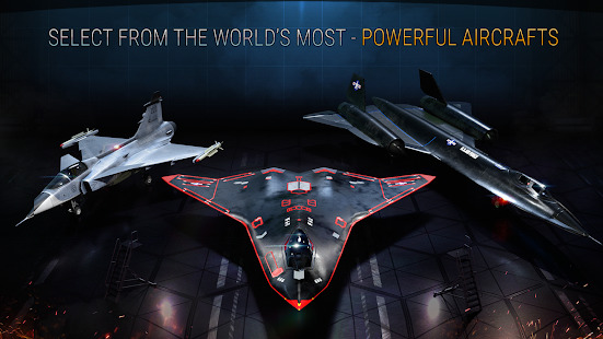 Modern Warplanes: Wargame Shooter PvP Jet Warfare Screenshot