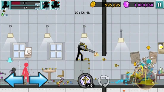Anger of stick 5 : zombie Screenshot