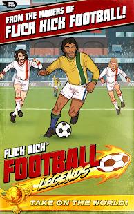 Flick Kick Football Legends Screenshot