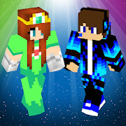 Boys and Girl skins for Minecraft Pocket Edition