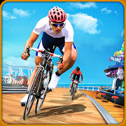 BMX Mountain Climb  MTB Hill & Bicycle Racing