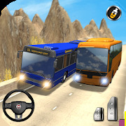 Bus Racing 3D - Hill Station Bus Simulator 2019